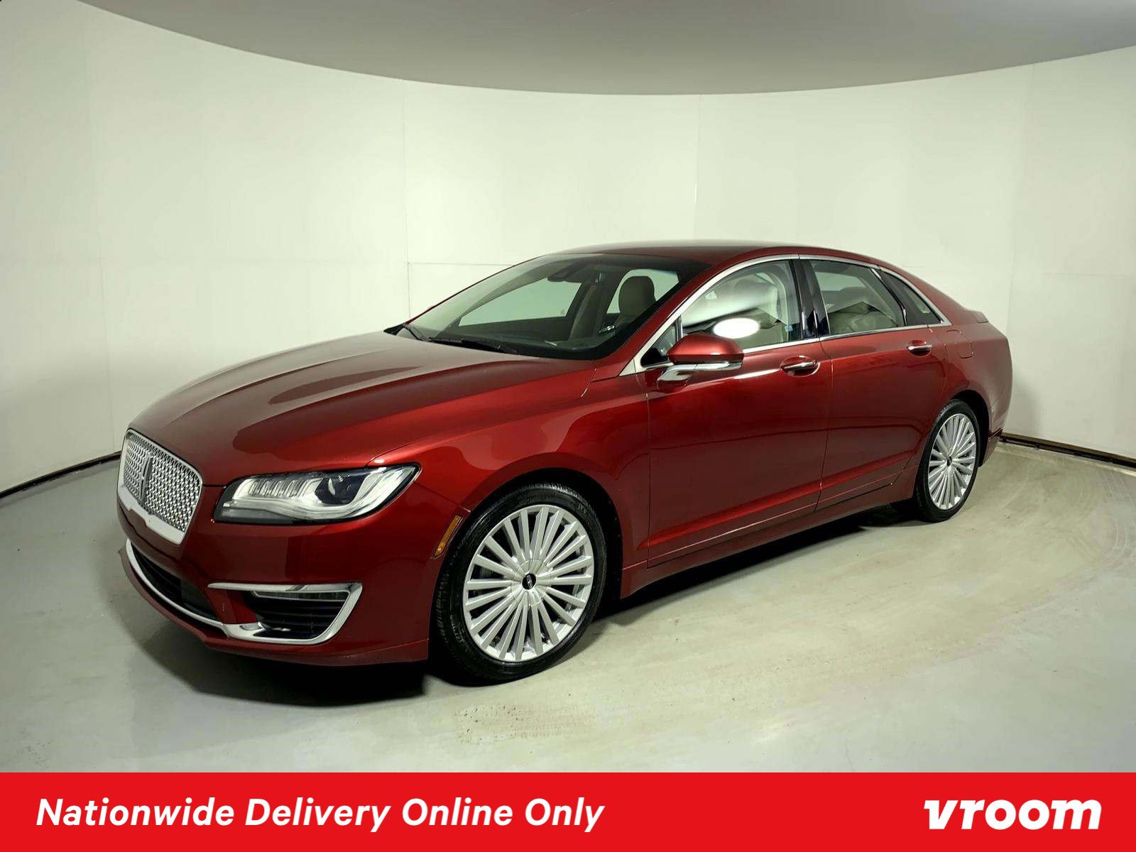 2017 Lincoln MKZ Reserve AWD image