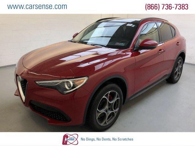 2018 Alfa Romeo Stelvio AWD Sport image