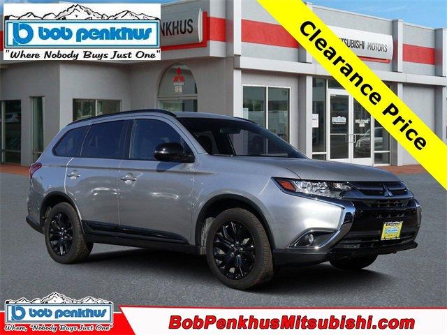 2018 Mitsubishi Outlander LE image