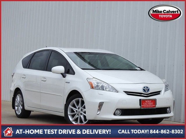 Toyota Prius V Under 500 Dollars Down