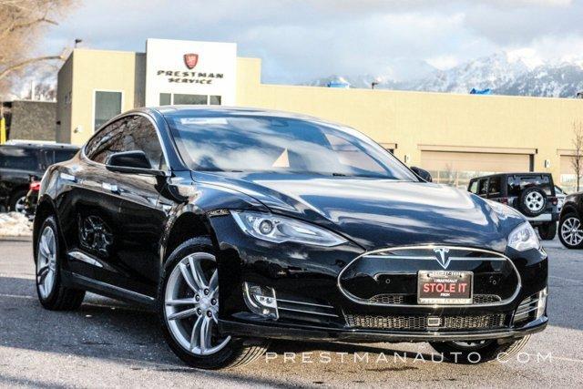 2015 Tesla Model S 85 image