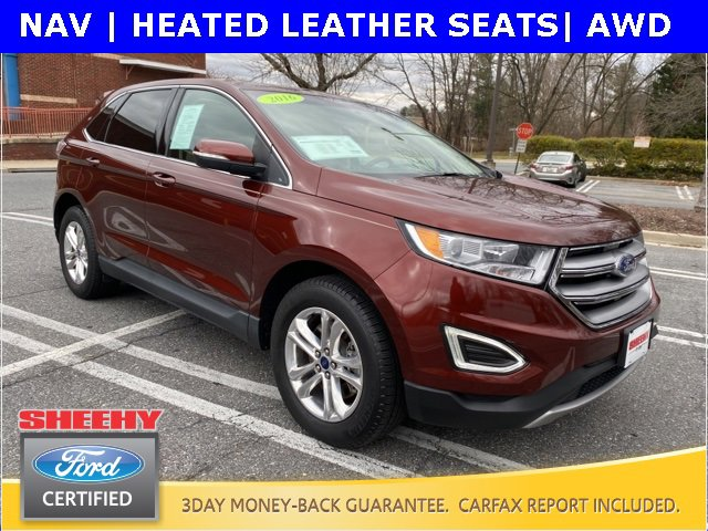 2016 Ford Edge AWD SEL image