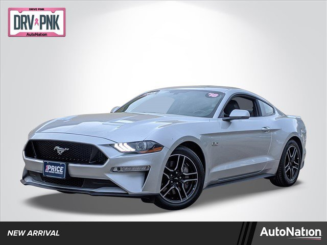2018 Ford Mustang GT Coupe image