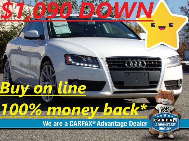2012 Audi A5 2.0T Premium Plus quattro Cpe image