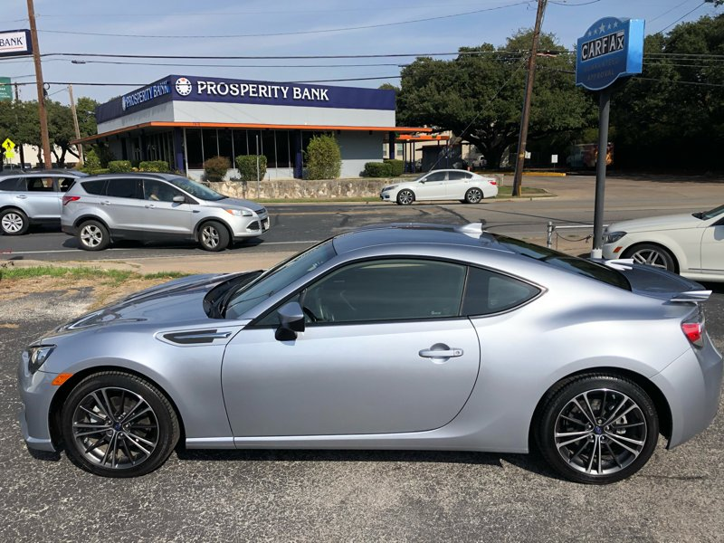 2015 Subaru BRZ Limited w/ POPULAR PACKAGE #2B image