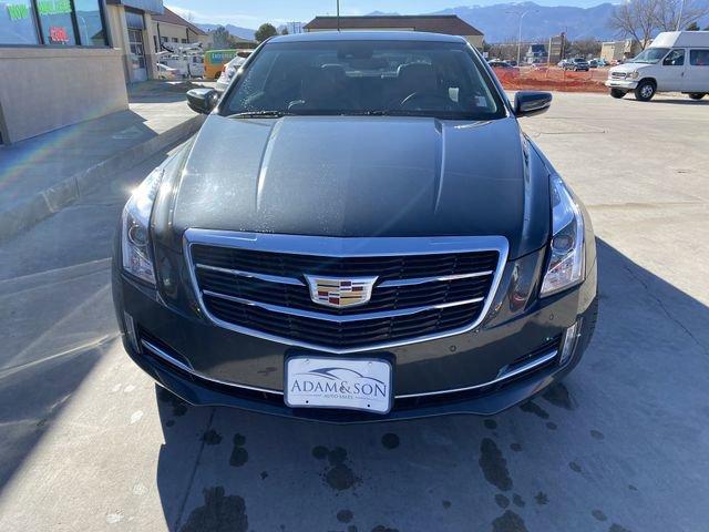 2016 Cadillac ATS 3.6 Premium AWD Coupe image