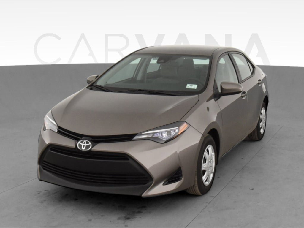 2017 Toyota Corolla LE Eco image
