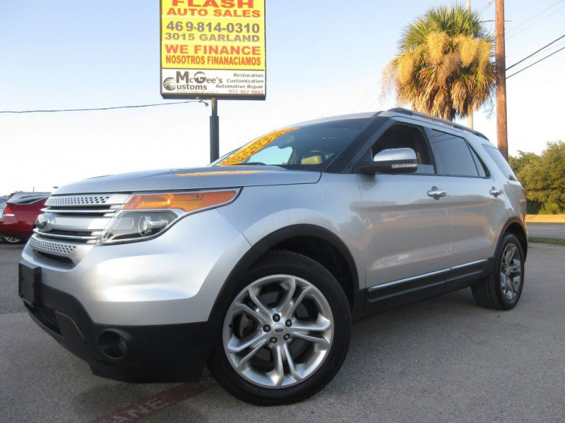2013 Ford Explorer FWD Limited image