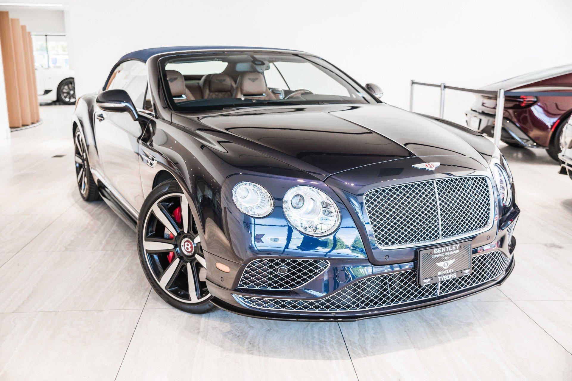 2016 Bentley Continental GT V8 S Convertible image