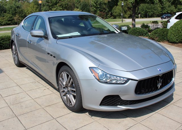 2017 Maserati Ghibli S Q4 w/ Luxury Package image