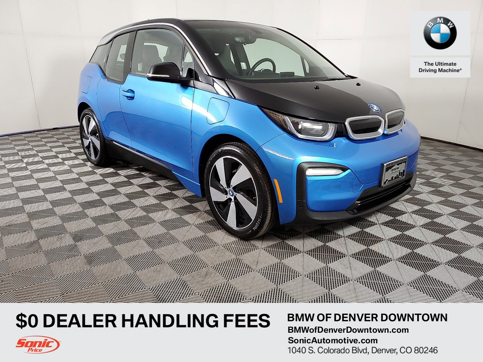 2018 BMW i3 w/ Range Extender image