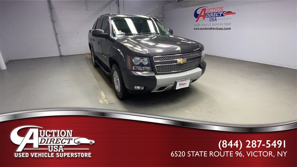 2010 Chevrolet Avalanche LT image