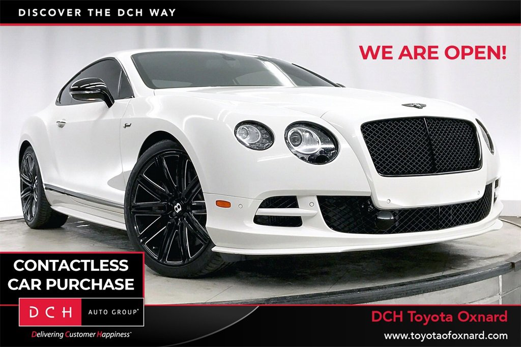 2015 Bentley Continental GT Speed Coupe image