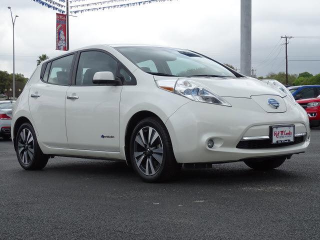 2016 Nissan Leaf SL image