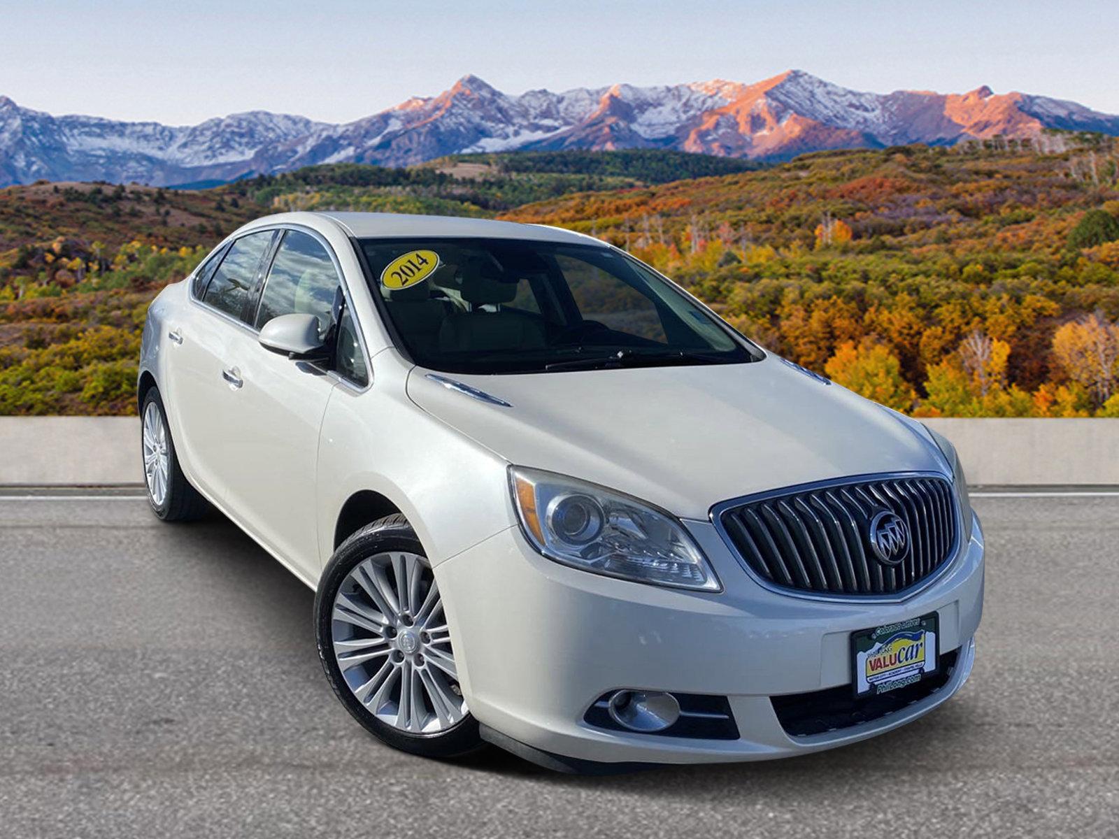 2014 Buick Verano  image