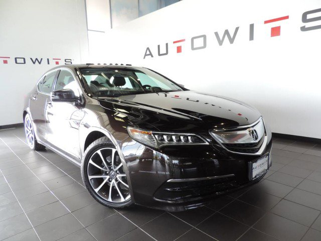 2015 Acura TLX V6 w/ Technology Package image