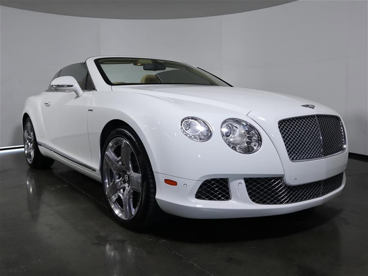 2014 Bentley Continental GT Convertible image