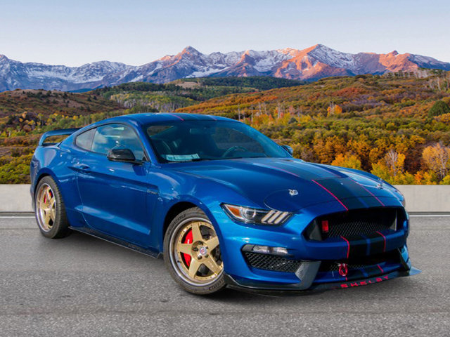 2017 Ford Mustang Shelby GT350 Coupe image