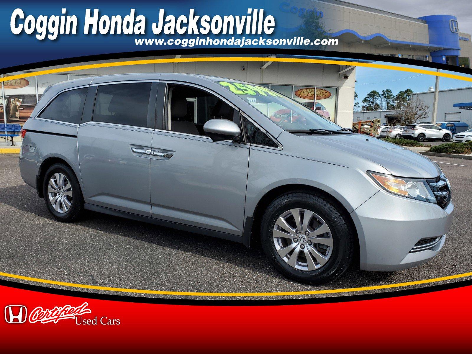 2017 Honda Odyssey SE image