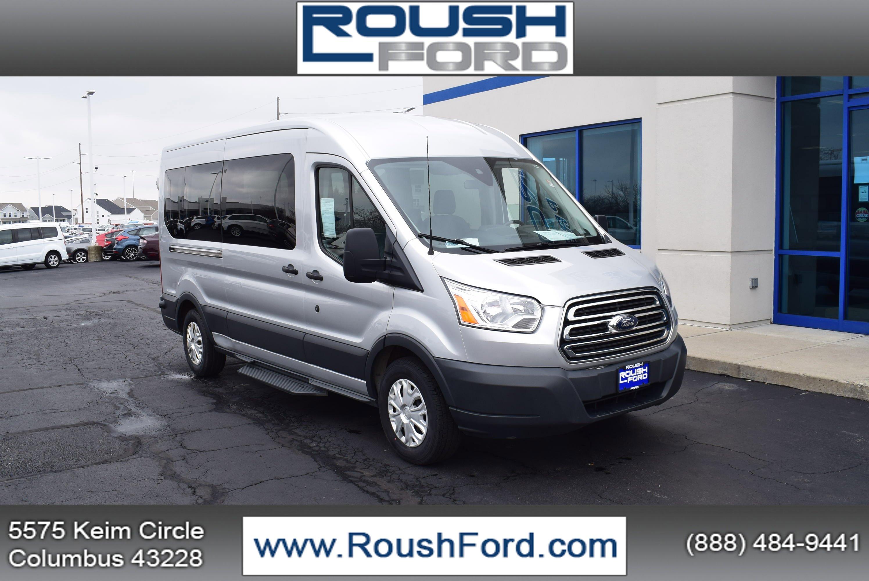 2017 Ford Transit 350 XLT image