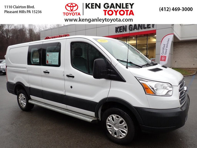 2016 Ford Transit 250 130 Low Roof image