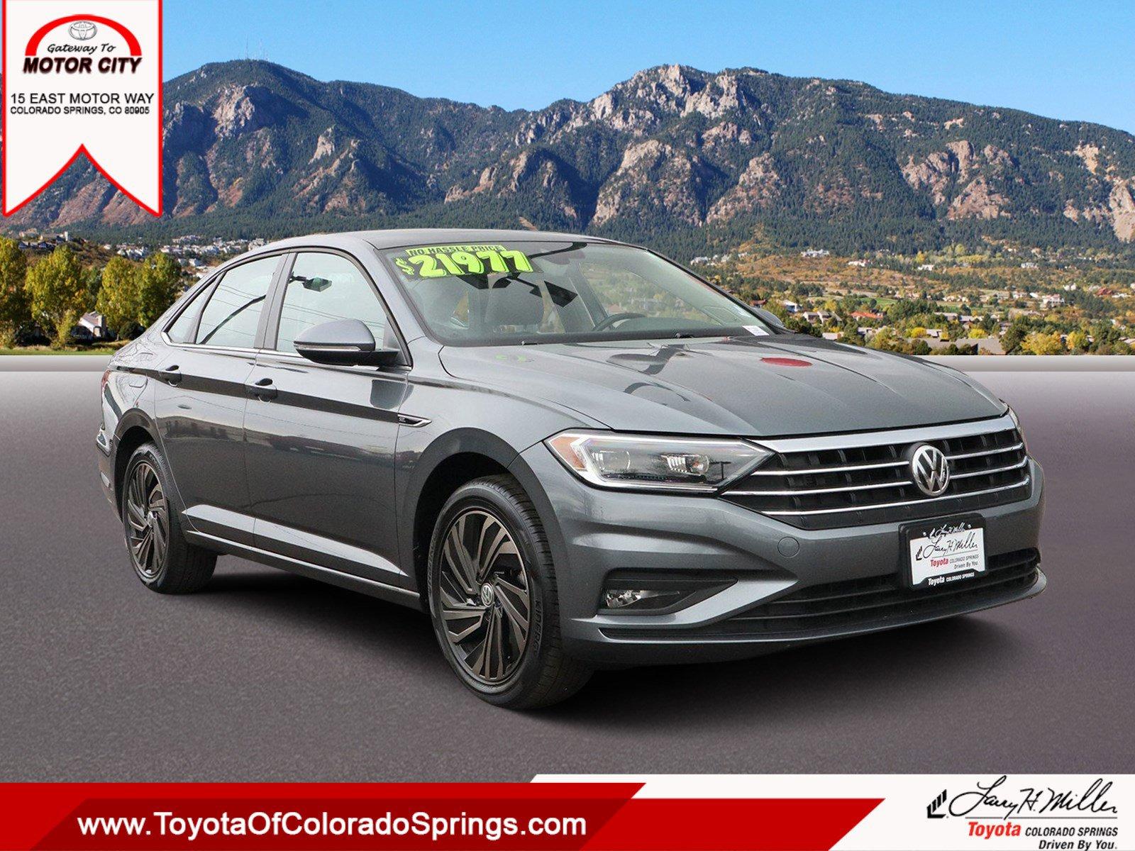 2019 Volkswagen Jetta SEL Premium image