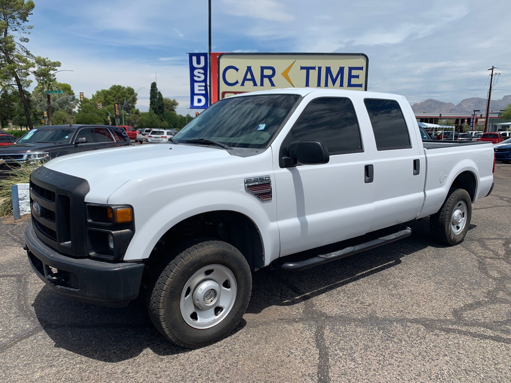 2008 Ford F250 XL image