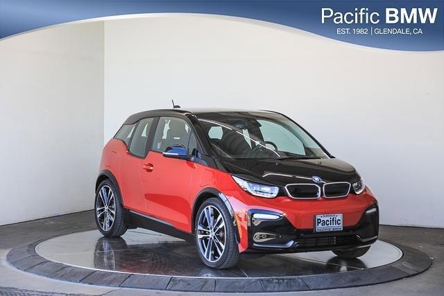 2018 BMW i3 s w/ Range Extender image