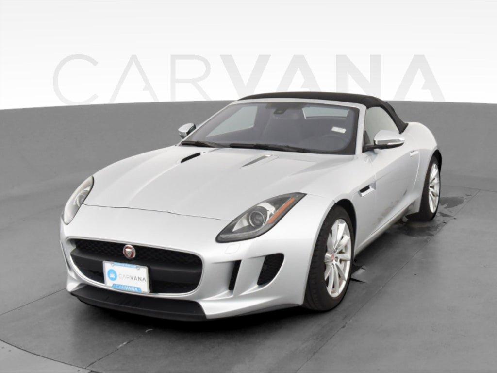 2017 Jaguar F-TYPE Convertible image