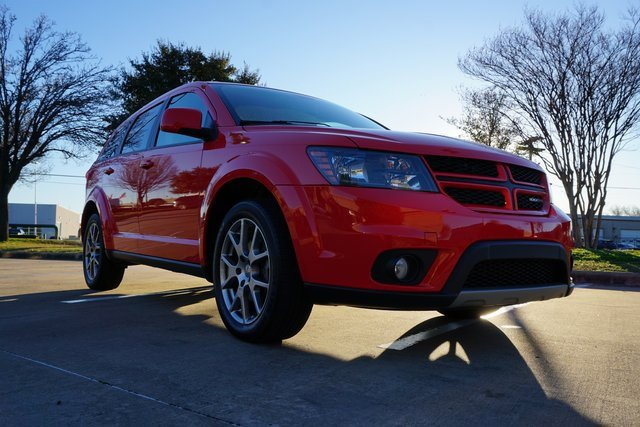 2017 Dodge Journey FWD GT image