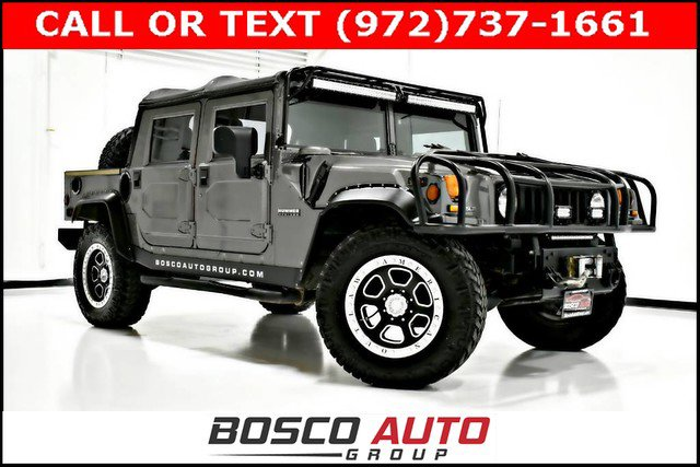 2000 HUMMER H1 4-Door Open Top image