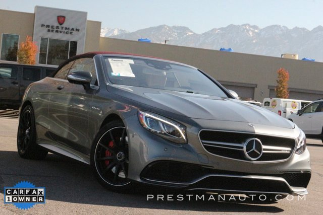 2017 Mercedes-Benz S 63 AMG 4MATIC Cabriolet image