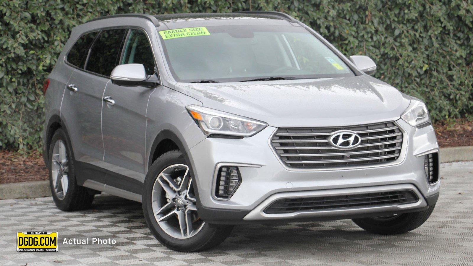 2018 Hyundai Santa Fe Limited w/ Ultimate Package image