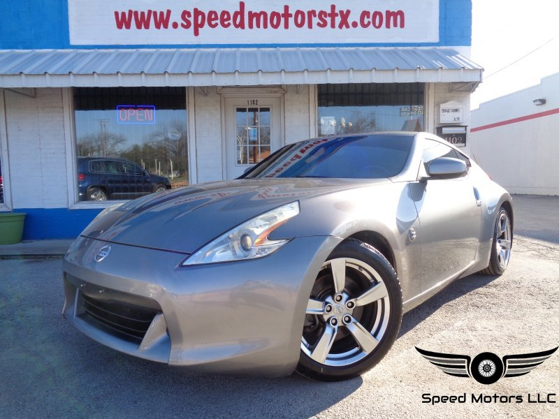 2009 Nissan 370Z Touring Coupe image