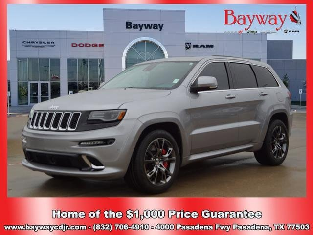2015 Jeep Grand Cherokee 4WD SRT image