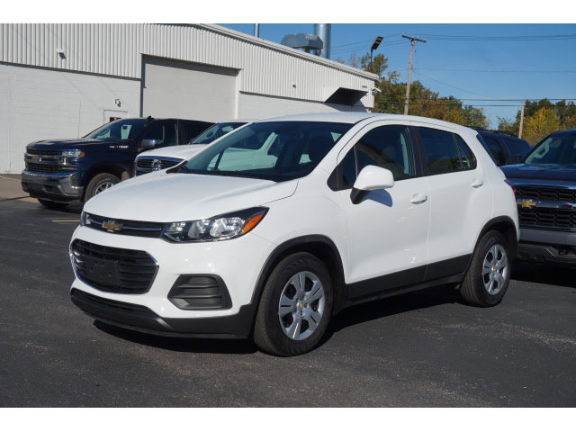 2017 Chevrolet Trax FWD LS image