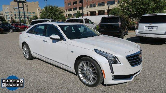 2016 Cadillac CT6 3.6 Premium Luxury AWD image