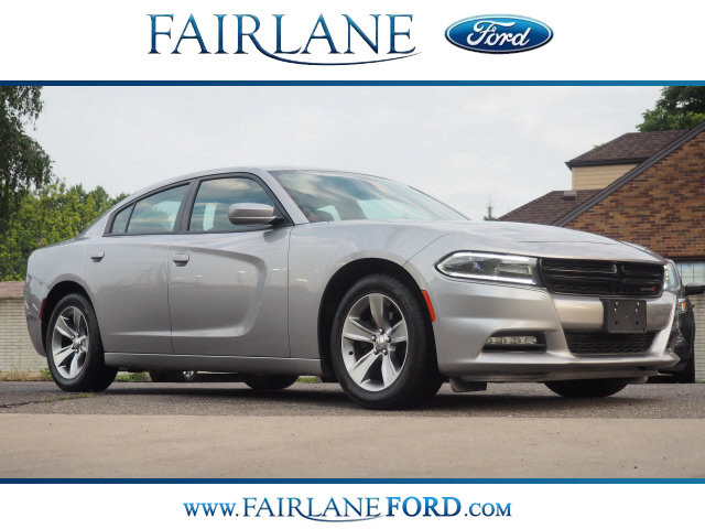 2018 Dodge Charger SXT Plus image