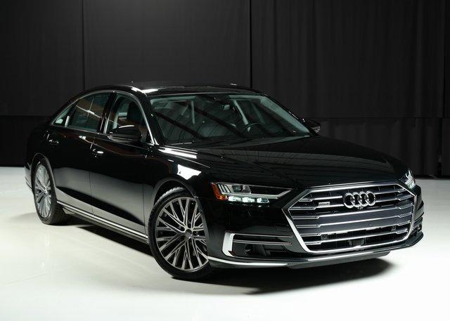 2019 Audi A8 L 3.0T image