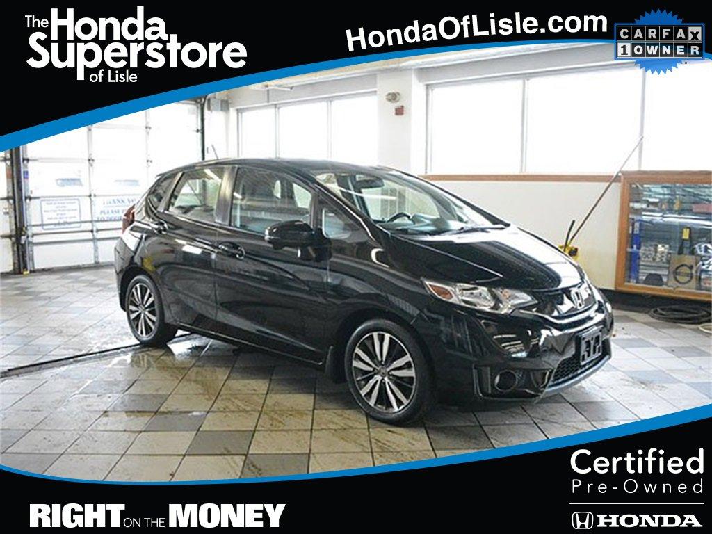 2017 Honda Fit EX-L image