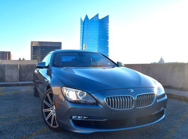 2012 BMW 650i Coupe image