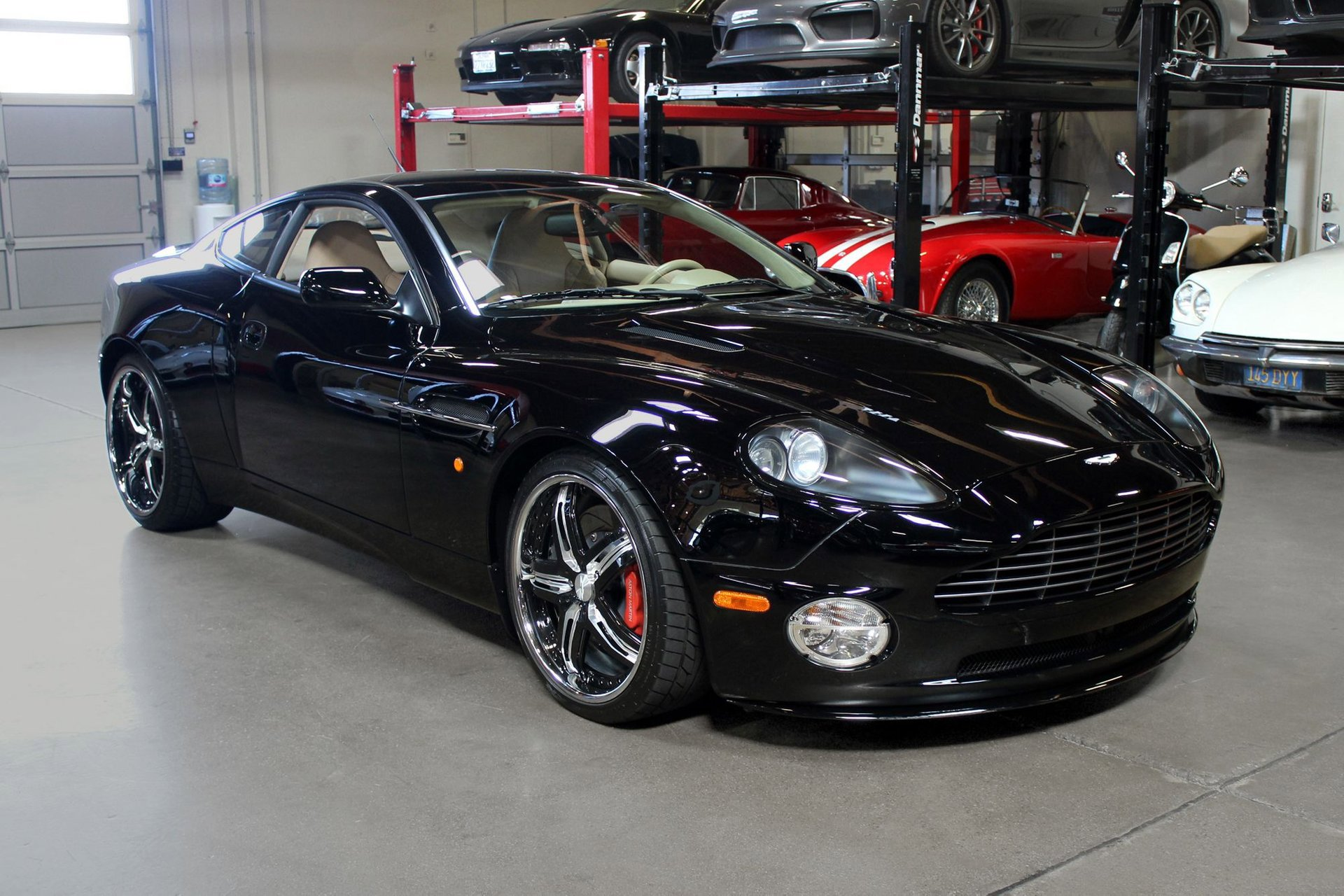 2006 Aston Martin Vanquish S image