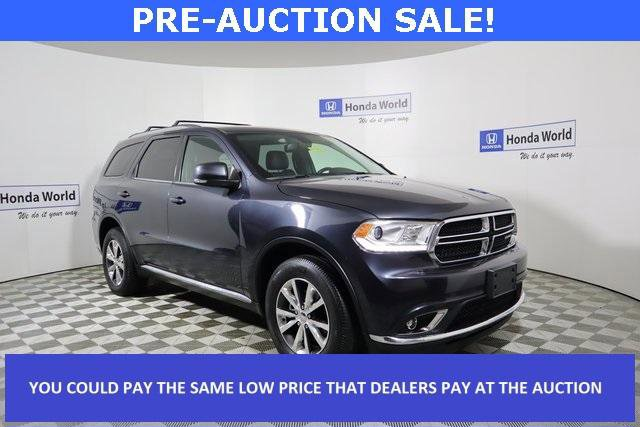 2016 Dodge Durango AWD Limited image