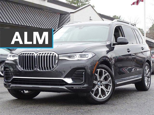2019 BMW X7 xDrive40i image