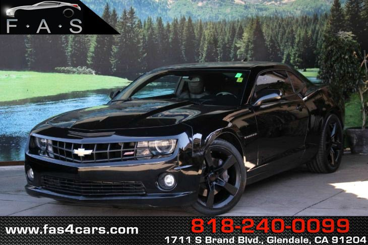 2013 Chevrolet Camaro SS Coupe w/ RS Package image
