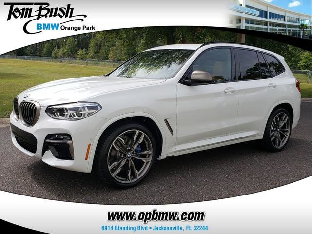 2020 BMW X3 M40i w/ EXECUTIVE PACKAGE image