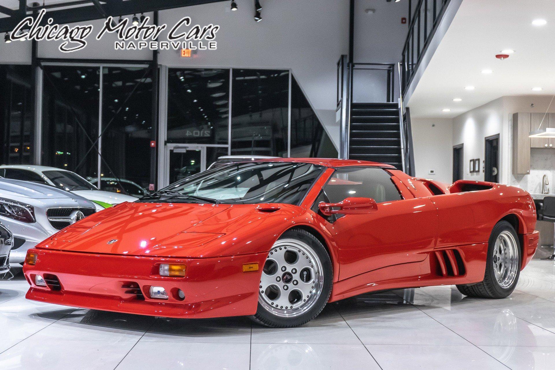 Lamborghini Diablo For Sale Autotrader