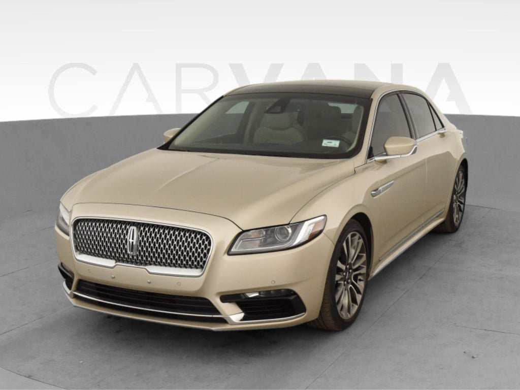 2017 Lincoln Continental Reserve image
