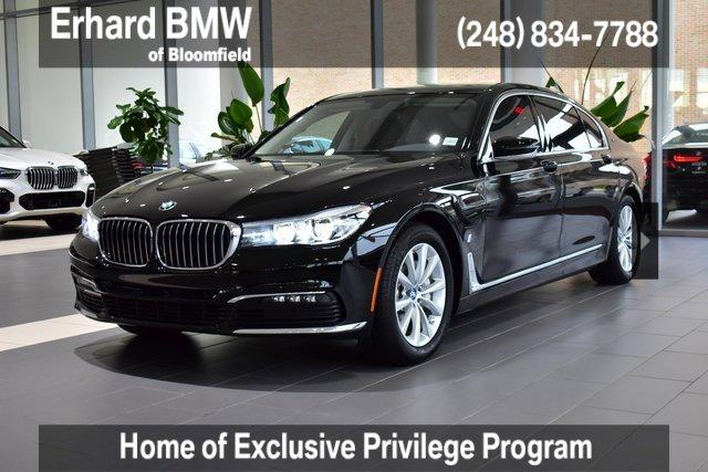 2018 BMW 740e xDrive  image