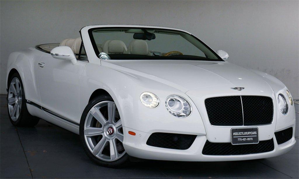 2014 Bentley Continental GT V8 Convertible image